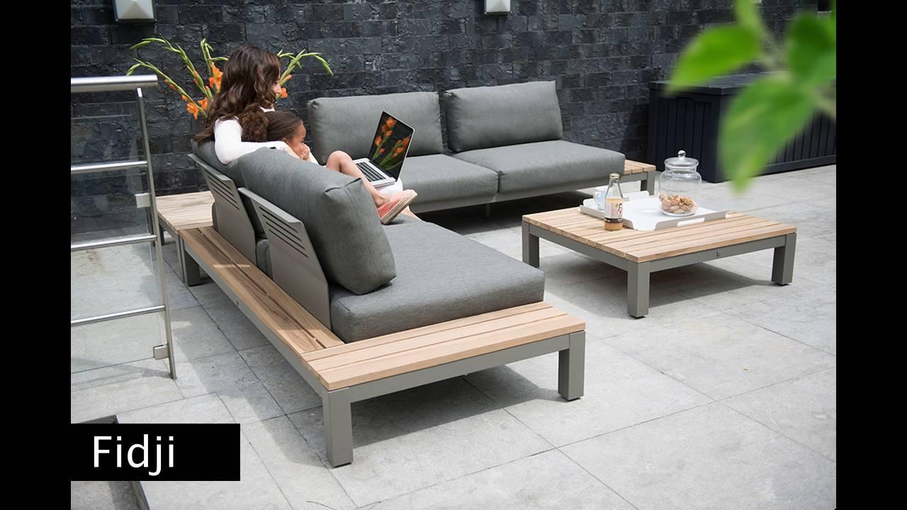 4 seasons outdoor fidji loungeset youtube for Seasons outdoor