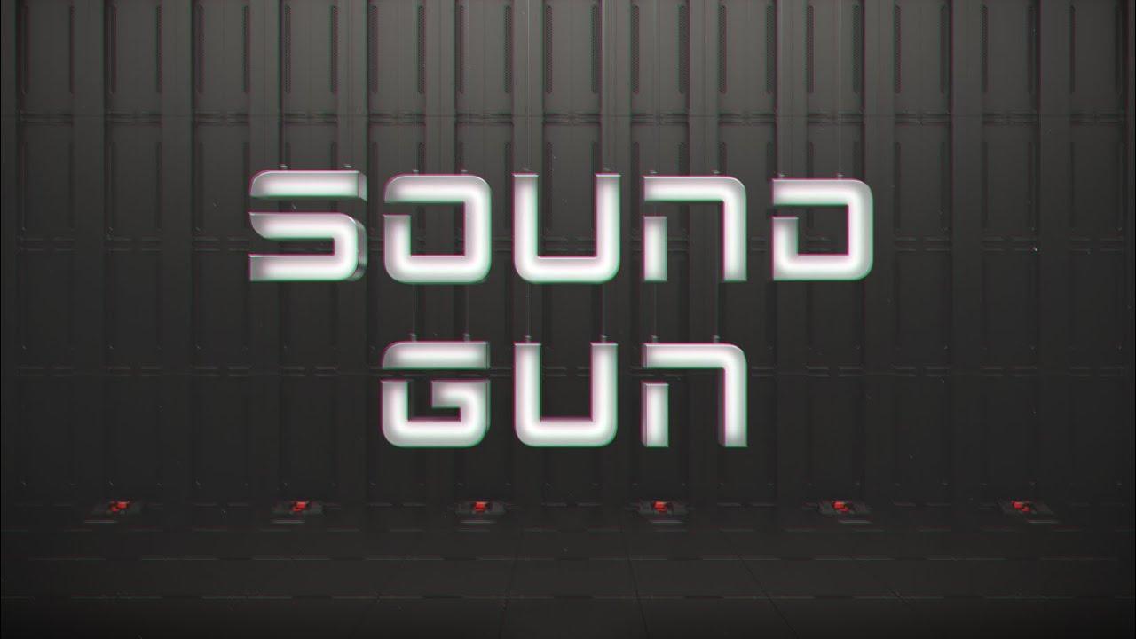 Sound Gun. Анонс курса по работе со звуком.
