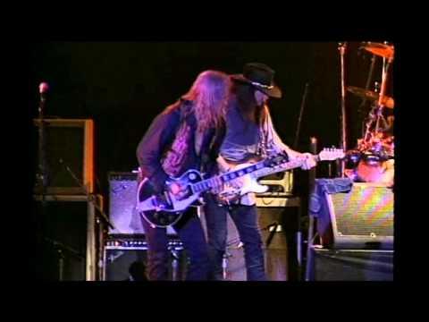 Lynyrd Skynyrd - I Know A Little (Lyve From Steel Town)