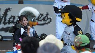 mascot #オールスターゲーム #hirune5656.