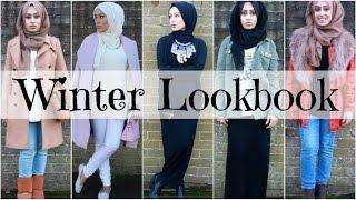 Modest Winter Look Book 2014
