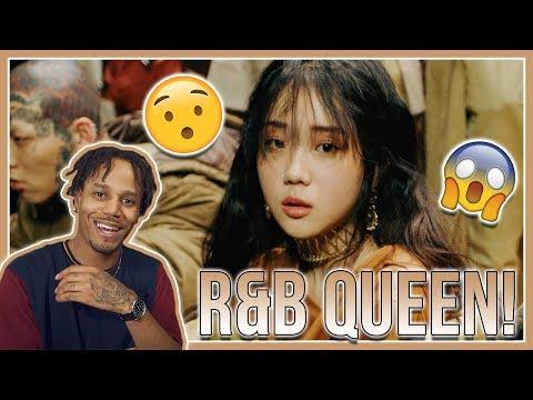 [AXIS] KATIE - Remember | Reaction! | R&B Queen!