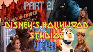 🔴LIVE. Tower of Terror Thursday with Gen. Disney's Hollywood Studios. Olaf.