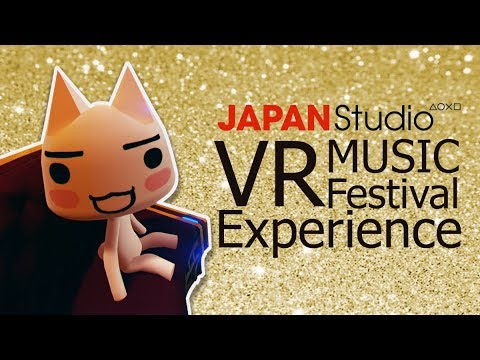 JAPAN Studio VR MUSIC Festival [No Commentary During]