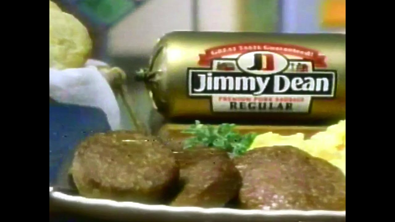 Jimmy Dean Sausage Only The Best TV Commercial HD - YouTube
