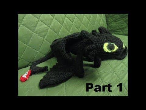 chimuelo~crochet* amigurumi*** | Amigurumis patrones gratis ... | 360x480