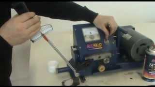 Тестирование аэрозольной смазки Prolong SPL-100(, 2013-04-29T18:10:40.000Z)