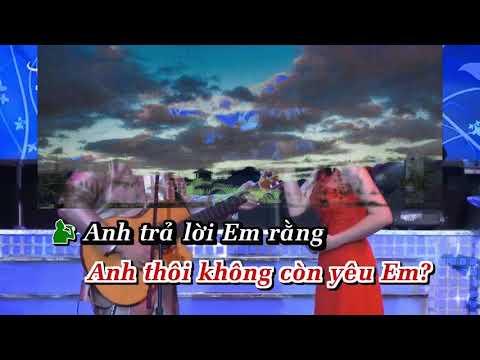 Hãy Trả Lời Em - Karaoke