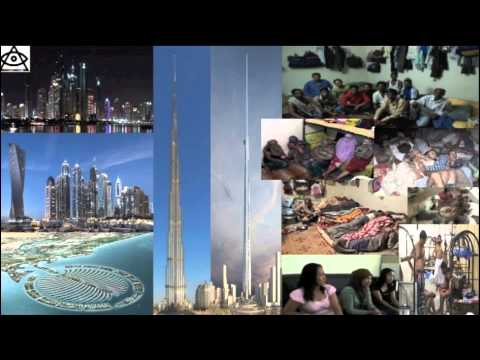 The Super rich Dubai, Qatar& Saudi Arabia(Sharia Laws, slave labour and wealthy Arabs)