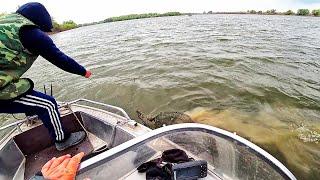 Вот это УЛОВ Поймали ЧЁРТА МОРСКОГО Не забуду эту рыбалку
