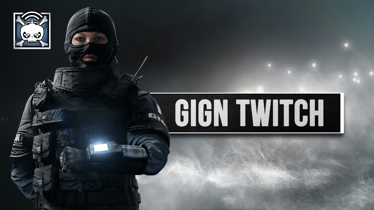 Rainbow Six Siege Twitch Operator Guide Deutsch Youtube