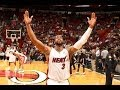 Wired: Chandler Parsons and Dwyane Wade