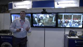 MUKEXPO 2015 Grandstream Networks, GVC3200 review