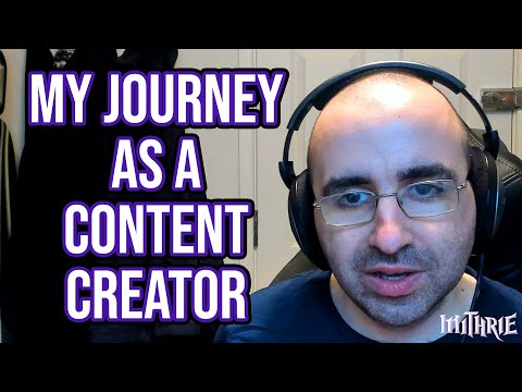 My Journey As A Content Creator (2018)