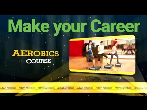 Fitness courses of AEROBICS,YOGA,POWER YOGA &  NUTRITION