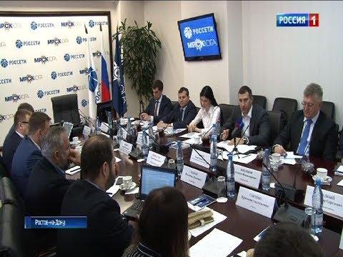 Деловой завтрак: генеральный директор МРСК Юга Борис Эбзеев ответил на вопросы журналистов