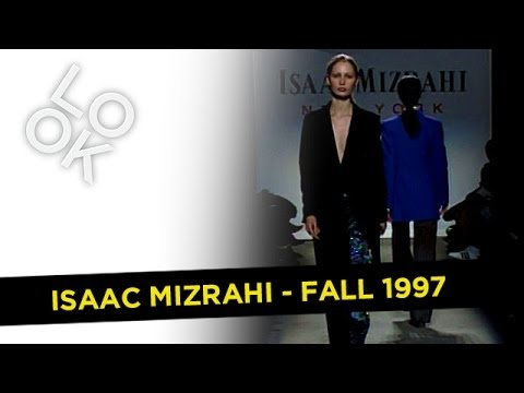 Isaac Mizrahi Fall 1997: Fashion Flashback