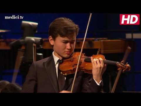 Valery Gergiev and Daniel Lozakovich - Saint-Saëns: Introduction & Rondo Capriccioso