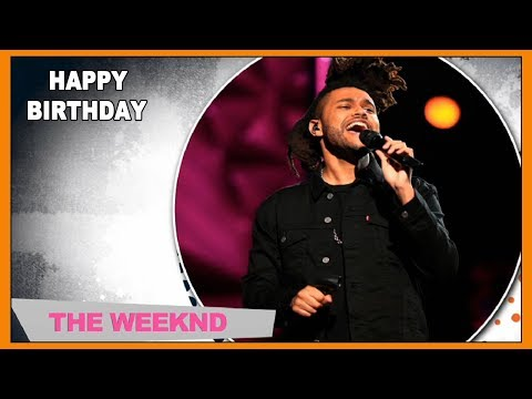 Happy Birthday The Weekend - Hollywood TV