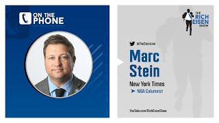 NY Times' Marc Stein on NBA Possibly Changing League's Calendar | The Rich Eisen Show | 4/2/20