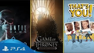 PlayStation Plus | Your PS4 Monthly Games for July 2017 | PS4