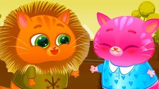 КОТЕНОК БУБУ 68 симулятор котика виртуальный питомец развлекательное видео для детей КИД ПУРУМЧАТА