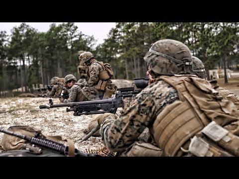 Marines At Range G29 Camp Lejeune