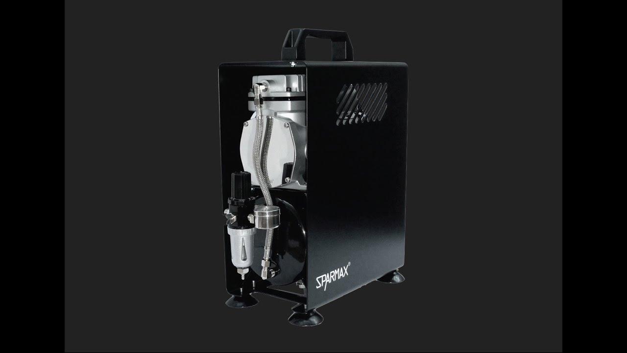 Sparmax TC-610H Compressor Review - YouTube
