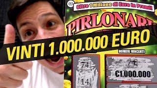🤑 HO VINTO 1 MILIONE DI EURO AL GRATTA E VINCI!!!! 💵💳💸💰