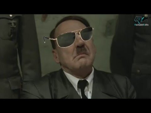 Adolf Hitler Official Fegelein Style (Clean version)