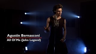 agustin bernasconi i all of me  john legend
