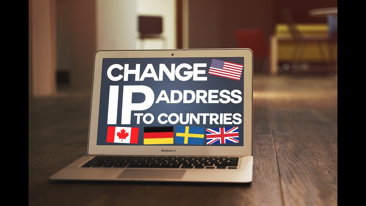 how to change country location on computer mac