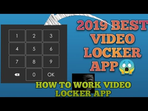Best Video Locker For Android..  2019 And How To Work Video Locker Apps