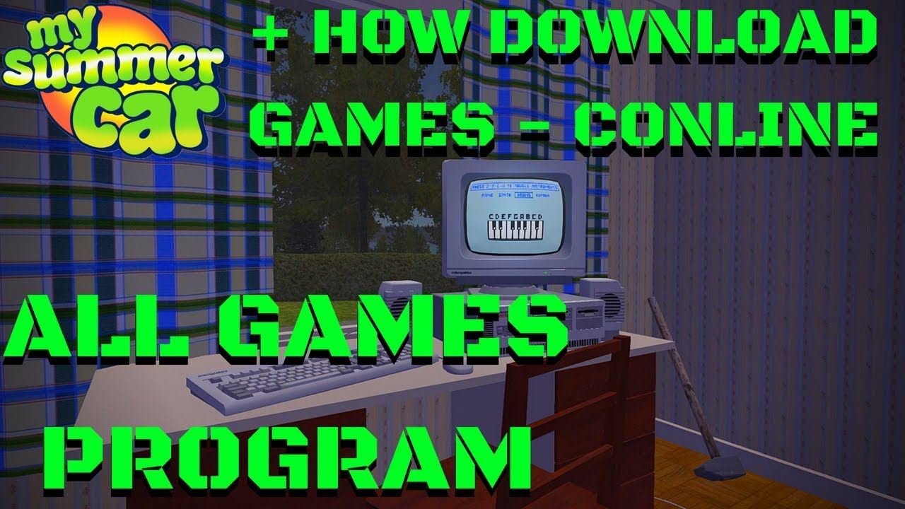 How to download games on my computer. Typing tutor, typing test.