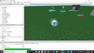 Wie man einen Roblox: Audio Visualizer mit Partikeleffekten macht