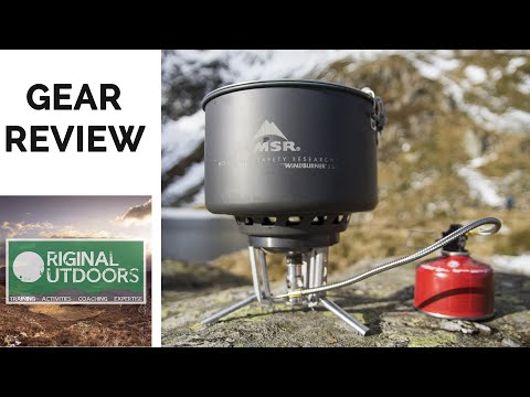 REVIEW: MSR WindBurner Group Stove System and Stockpot