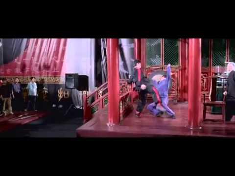 the karate kid deleted scene