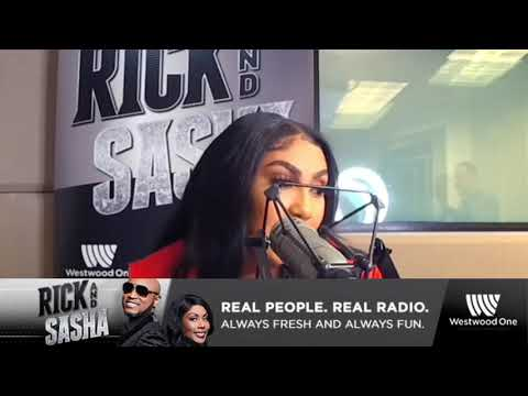 Rick and Sasha - Queen Naija didn't like asking for favors