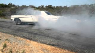 1968 AMC Rambler Rebel 343 Burnout