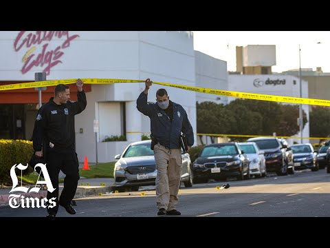 Five injured in shooting at Harbor Gateway warehouse party