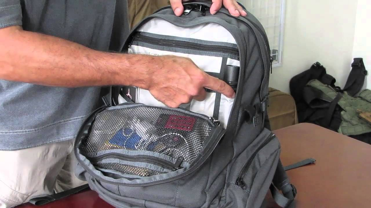 SERT Penumbra Backpack - YouTube