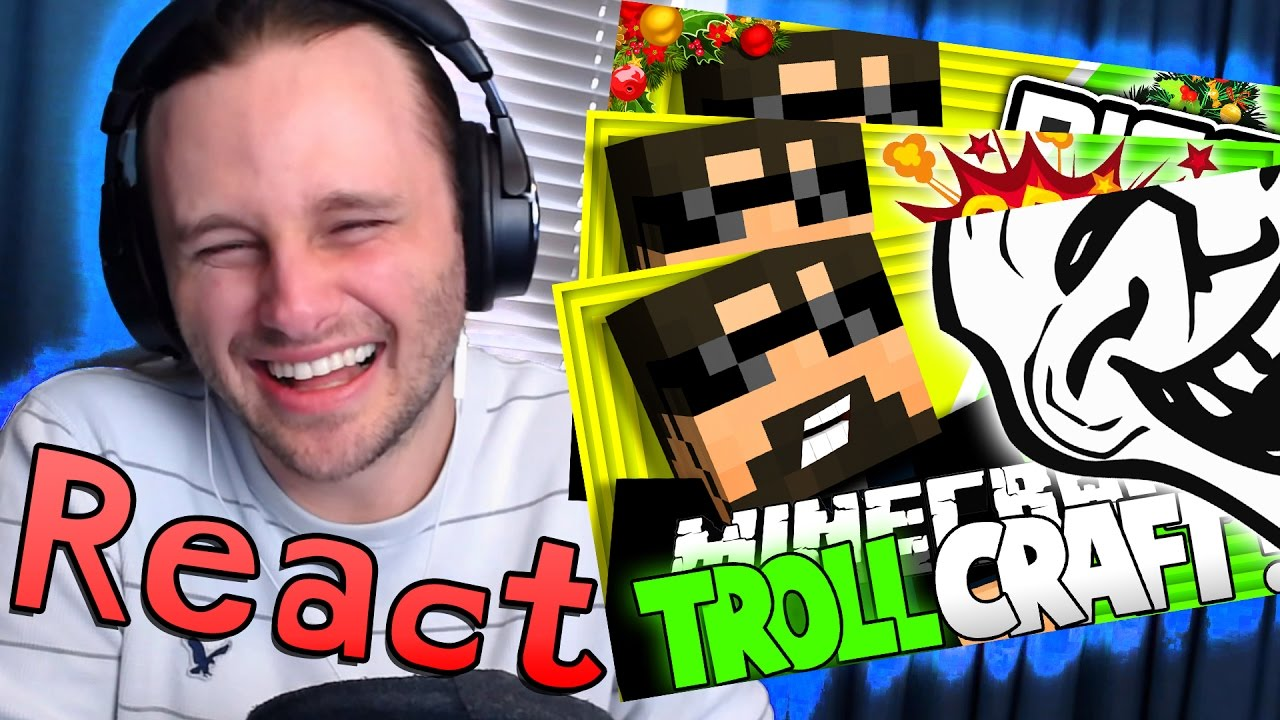 Download REACTING TO TROLL CRAFT!