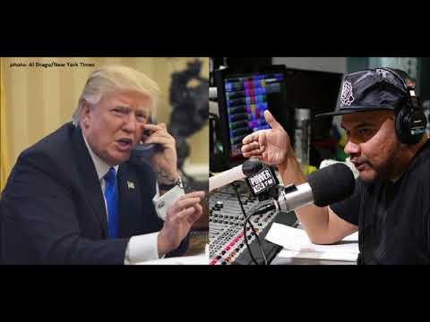 Donald Trump Claps Back at Eminem