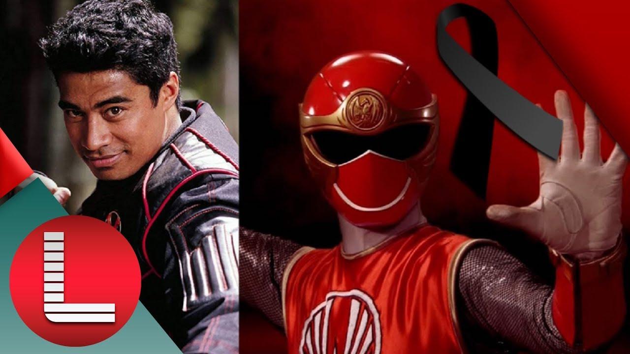 Encuentran sin vida a Pua Magasiva, actor de los Power Rangers