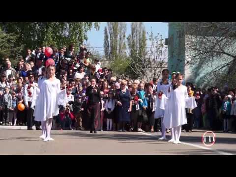 Парад 9 мая  2015 г.Ртищево Саратовская обл. XXI