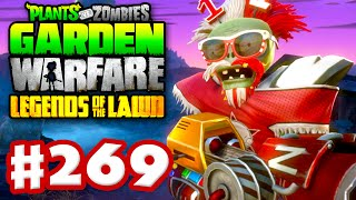 Plants vs. Zombies: Garden Warfare - Gameplay Walkthrough Part 269 - Football Fan Set! (PC)