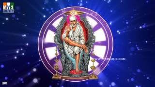 Most Powerful Shiridi Saibaba Mantra | Om Sri Saduguru Sai CHANTING | SAI BABA CHANTING | BHAKTHI