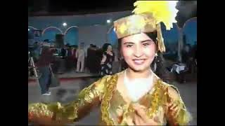 Узбекская песня Хорезмская песня Халпалар Лангур Лунгир Куйрук уйин  Танец живота Ортик Юбилейи