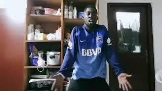 Kopp Johnson - gilet jaune by Mister  Dab's danse officiel  Afro 2018