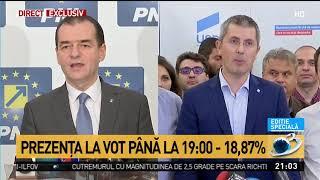 Ludovic Orban, atac dur la adresa lui Liviu Dragnea: Nu a existat niciun fel de campanie pe tema ref